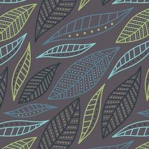 GEO Leaves (gray)