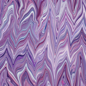 Dreamscape 2 Marbled Chevrons Texture,  Purple, Maroon, Mauve, large scale