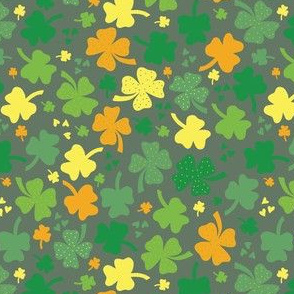St. Patricks Day Clovers