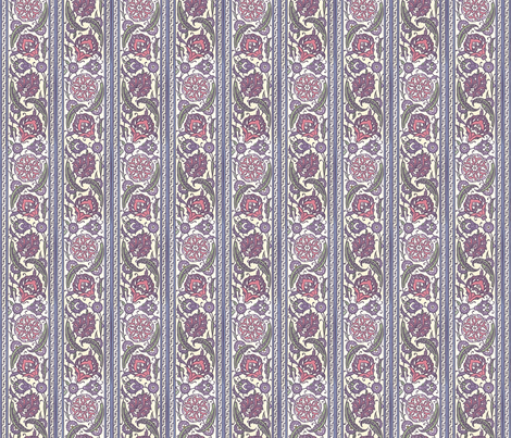 ribbons2 fabric by unseen_gallery_fabrics on Spoonflower - custom fabric