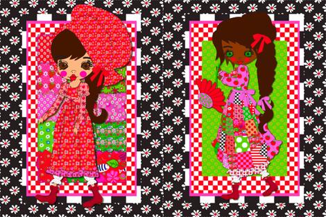 pioneer panels fabric by orangefancy on Spoonflower - custom fabric