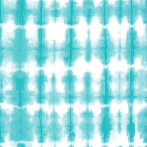 Shibori 02 Aqua