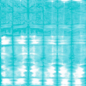 Shibori 19 Aqua