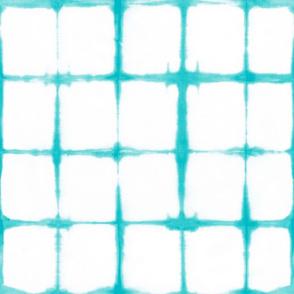 Shibori 03 Aqua