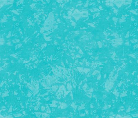 Shibori 24 Aqua fabric by theplayfulcrow on Spoonflower - custom fabric