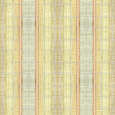Faux Linen in Sand and Paprika vertical stripe