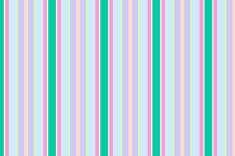Bright Stripes fabric by blue_dog_decorating on Spoonflower - custom fabric