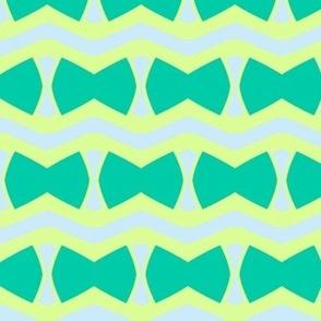Bow Tie Stripe