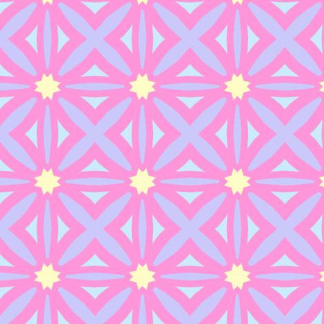 Lattic in Brights fabric by blue_dog_decorating on Spoonflower - custom fabric