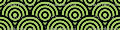 Rondelle (Vibrant Green)