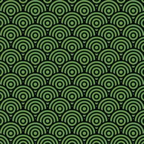 Rondelle (Dark Green)