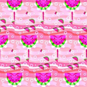 watermelon popsicles 009