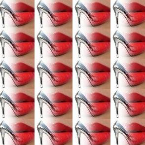 S&L (stilettos and lipstick)