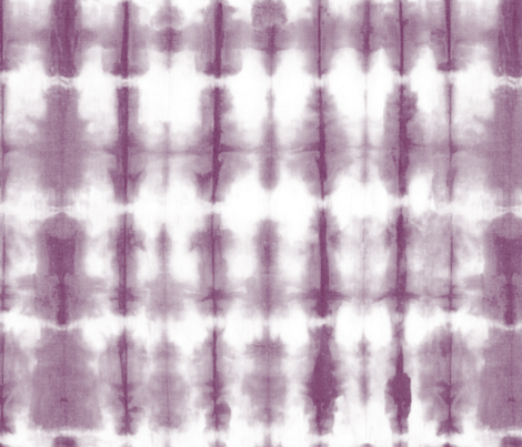 Shibori 02 Subdued Amethyst fabric by theplayfulcrow on Spoonflower - custom fabric