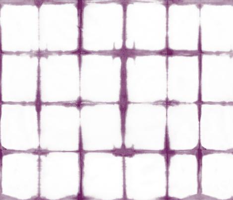 Shibori 03 Subdued Amethyst fabric by theplayfulcrow on Spoonflower - custom fabric