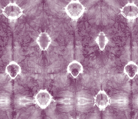 Shibori 22 Subdued Amethyst fabric by theplayfulcrow on Spoonflower - custom fabric