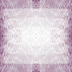 Shibori 23  Subdued Amethyst