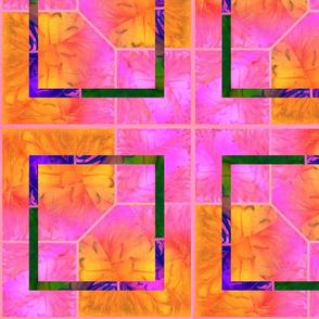 HNC Pink & Marigold