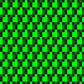 Pixel Green Scales