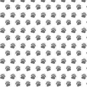 Bear Paw Gray