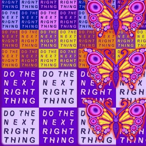 Do the Next Right Thing