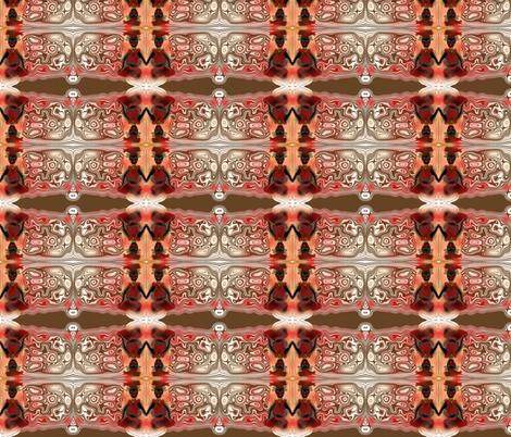 African Medley fabric by lawandaoriginals on Spoonflower - custom fabric