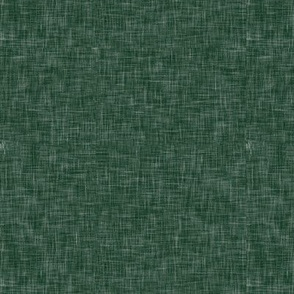 forest green linen solid