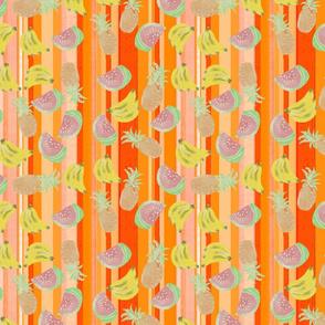 handpainted_fruit_on_orange_stripes