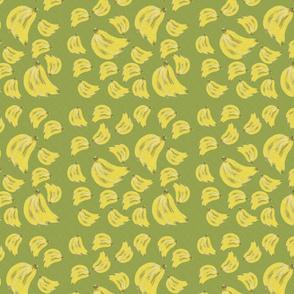 Go bannanas in green