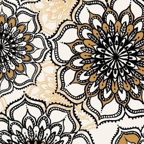 Mandala pattern 1