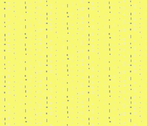 abstract icicles - pale lime + gray fabric by dandelion_design on Spoonflower - custom fabric