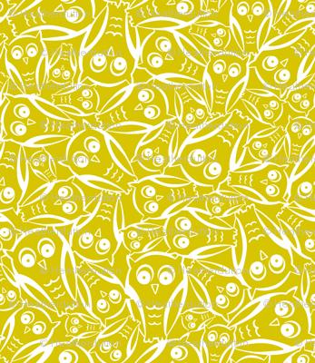 Night Owl - Yellow Glow