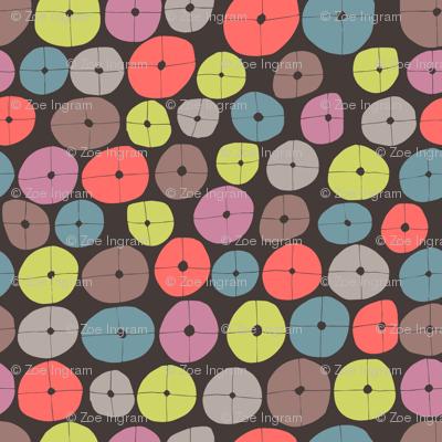 Organic Abstract Circles
