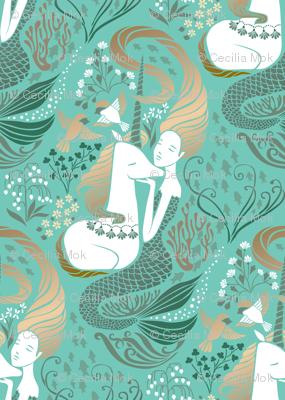 The Mermaid and the Unicorn - Adriatic