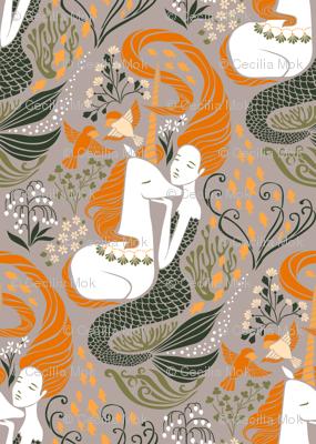 The Mermaid and the Unicorn - Atlantic