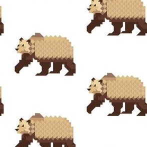 Pixel Bears