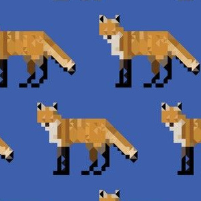 Pixel Fox
