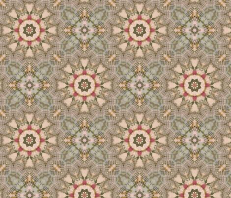 Among The Ferns 2 fabric by jennifergeldard on Spoonflower - custom fabric
