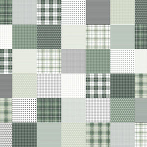 Fall Plaid Sampler