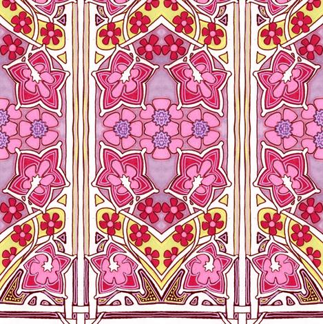 Morning Cheer fabric by edsel2084 on Spoonflower - custom fabric