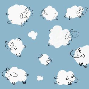 pecorelle_blu