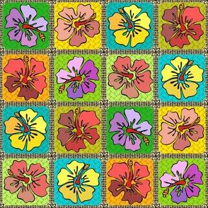 Hibiscus Fruit Salad