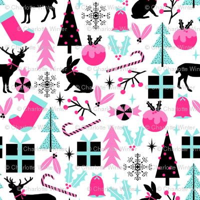 christmas holiday festive holiday christmas decor christmas fabric for kids cute christmas designs scandi