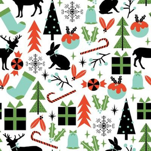 christmas holiday festive holiday christmas decor christmas fabric for kids cute christmas designs scandi
