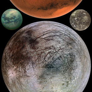 Planets and Moons 2