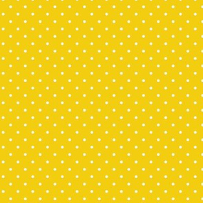 Polka dots for daisies