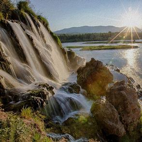 state idaho - snake river