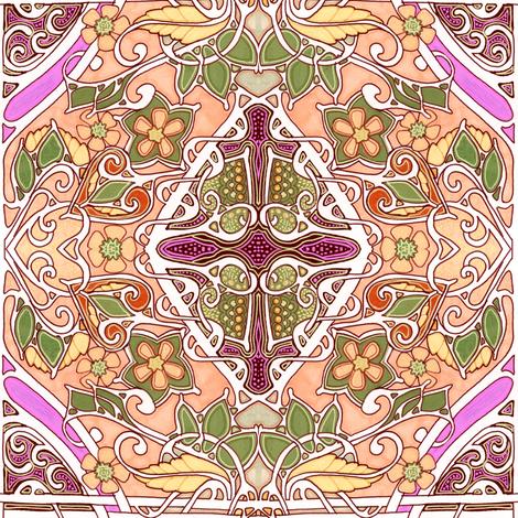 Joy of Spring fabric by edsel2084 on Spoonflower - custom fabric