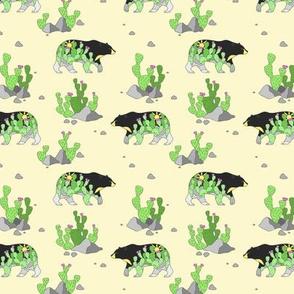 Cactus Bear