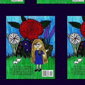 Jessie and Sargie Back Cover